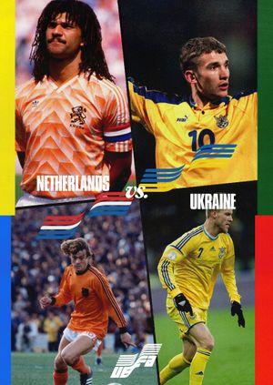Euros Warehouse: Netherlands vs Ukraine