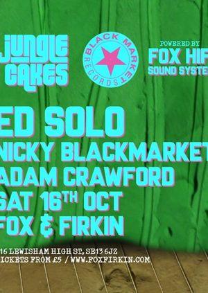 ASBO Disco // Ed Solo // Nicky Blackmarket // Adam Crawford