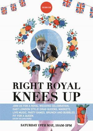 Right Royal Knees Up!