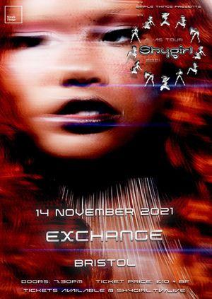 Shygirl, live at Exchange, Bristol