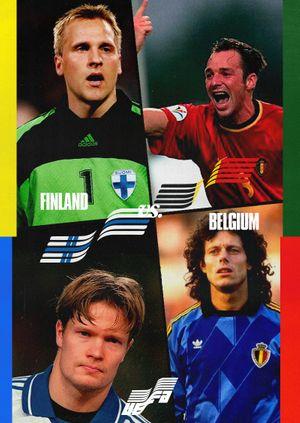 Euros Warehouse: Finland vs Belgium