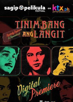TINIMBANG ANG LANGIT