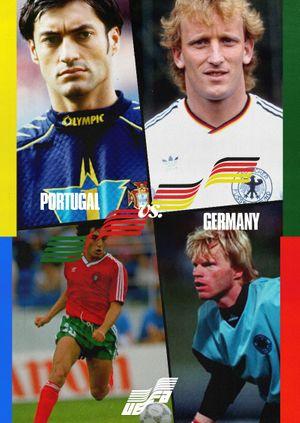 Euros Warehouse: Portugal vs Germany