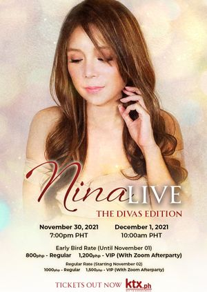 Nina Live: The Divas Edition