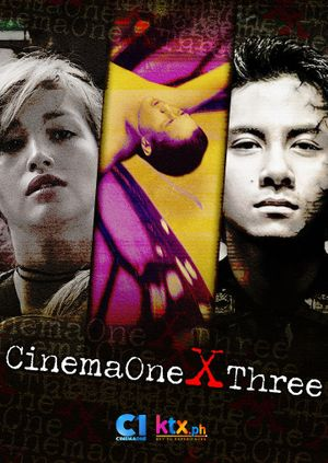 .CINEMA ONE X 3 (TISAY, METAMORPHOSIS, ESPRIT DE CORPS)