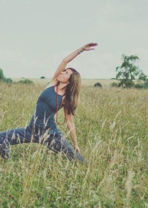 Energising Yoga with Cristina Chandika Ma