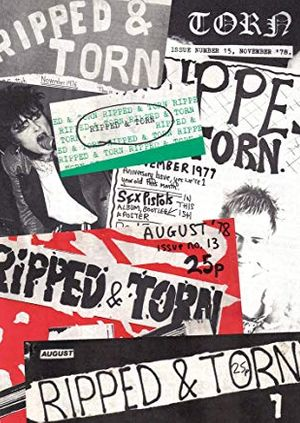 Ecstatic Peace Library: Ripped & Torn