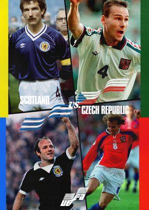Euros Warehouse: Scotland vs Czech Republic