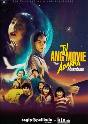 ANG THE THE MOVIE