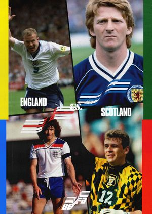 Euros Warehouse: England vs Scotland