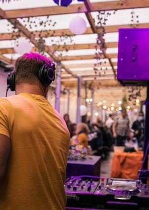 DJs in The Yard   Underspun Takeover