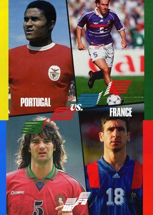 Euros Warehouse: Portugal vs France