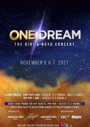 One Dream: The BINI & BGYO Concert
