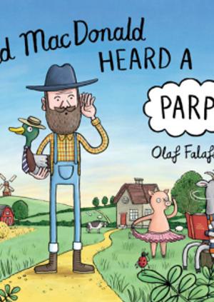 Old MacDonald Heard a Parp with Olaf Falafel