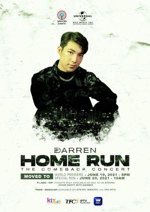 Darren Home Run
