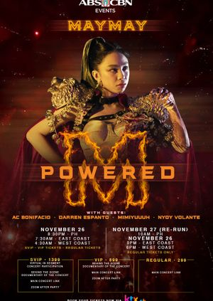 MPowered (General Admission)