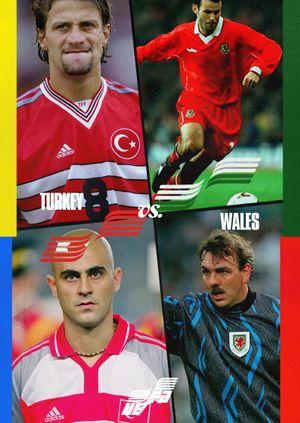 Euros Warehouse: Turkey vs Wales