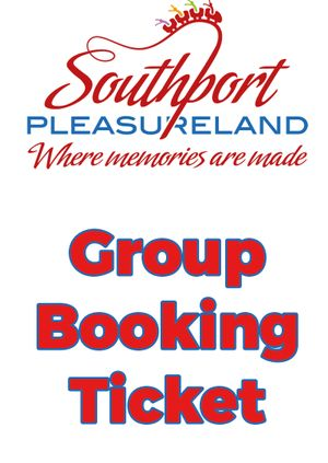 Group Booking Ticket