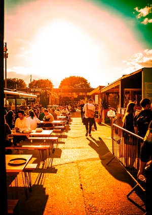 DJs on the Terrace & Theatre | Late Night Shopper Takeover