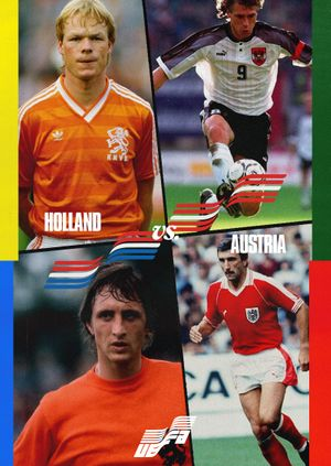 Euros Warehouse: Netherlands vs Austria