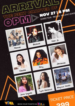 Arrival: The Next Chapter of OPM