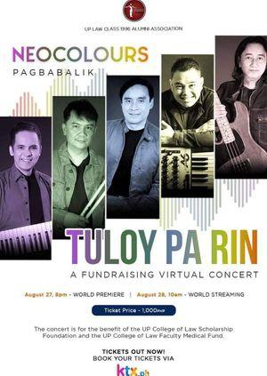 Pagbabalik: Tuloy Pa Rin