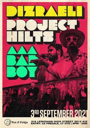Dizraeli // Project Hilts // AAA Badboy