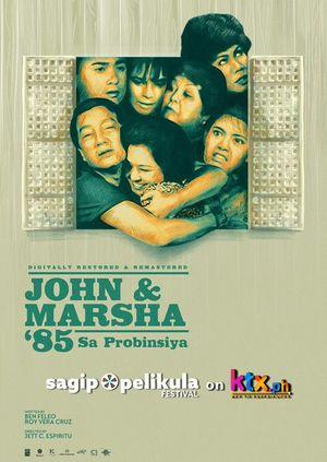 JOHN & MARSHA '85 SA PROBINSYA