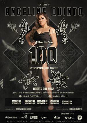 10Q at the Metropolitan Theater - 10 Concerts