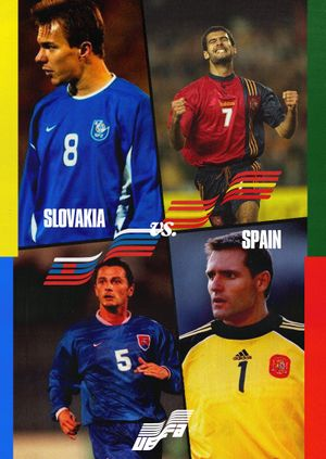 Euros Warehouse: Slovakia vs Spain