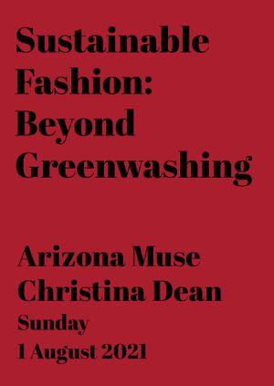 Sustainable Fashion: Beyond Greenwashing