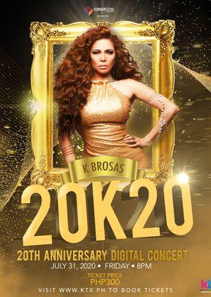 20K20: K Brosas Digital Concert