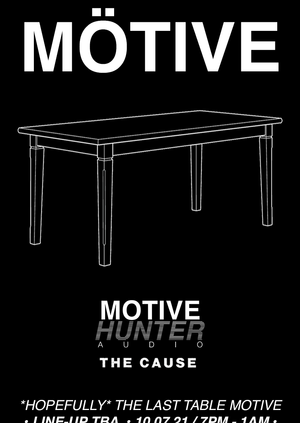 Motive Hunter In The Cage