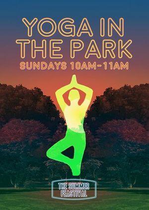 Summer Feastival: Yoga In The Park