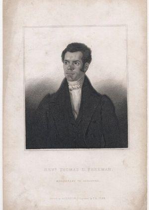 The Revd Thomas Birch Freeman: Victorian Botanist and Plantsman