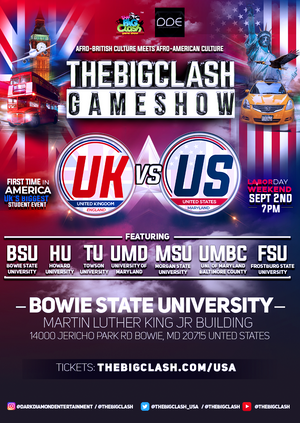 The Big Clash UK v USA