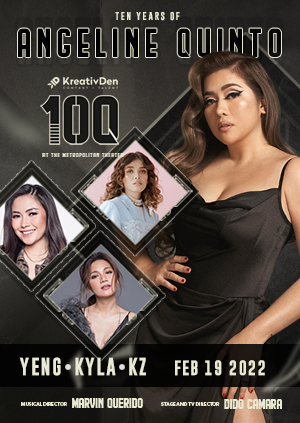 10Q at the Metropolitan Theater - Show 10