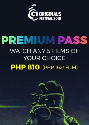 PREMIUM PASS - Cinema One Originals Film Festival 2019