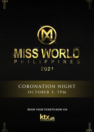 Miss World Philippines 2021 (Coronation Night)