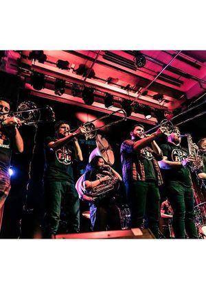 Heart of Brass w/ Deadbeat Brass