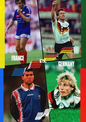 Euros Warehouse: France vs Germany