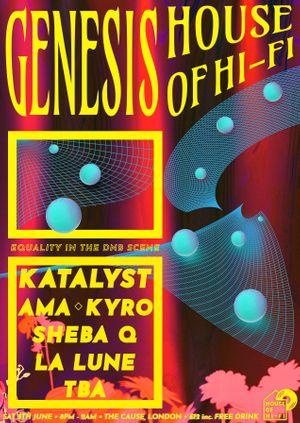 House of Hi-Fi: Genesis