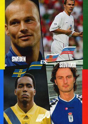 Euros Warehouse: Sweden vs Slovakia