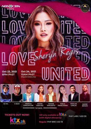 Love United: A Sheryn Regis Digital Concert