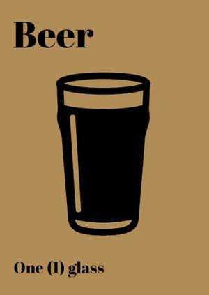 Drink Voucher (Beer)