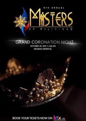 Misters of Filipinas Grand Coronation Night