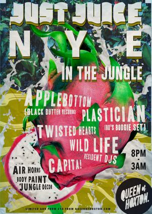 Just Juice - NYE in The Jungle