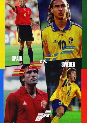 Euros Warehouse: Spain vs Sweden
