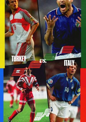Euros Warehouse Launch Party: Turkey vs Italy