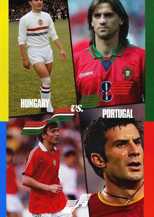 Euros Warehouse: Hungary vs Portugal